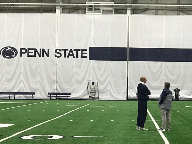 Penn State Football: Sandy Barbour's Guarantee to James Franklin