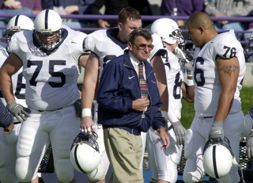 Penn State Football: Almost 1,000 Points of Light