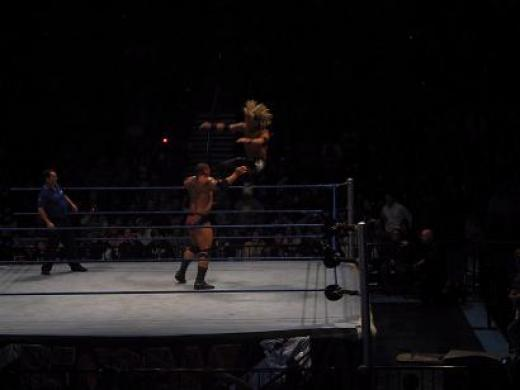 WWE Smackdown Recap from the Bryce Jordan Center!