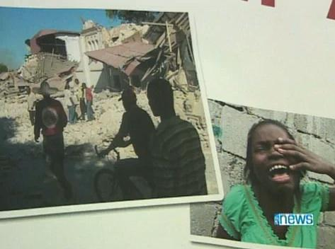 PSN-TV News: Campus Responds to Haiti