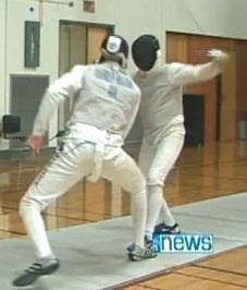 PSN-TV Sports: Fencing Day
