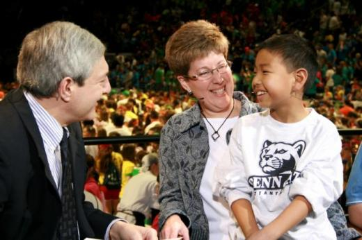 THON 2010: A Profile of Courage