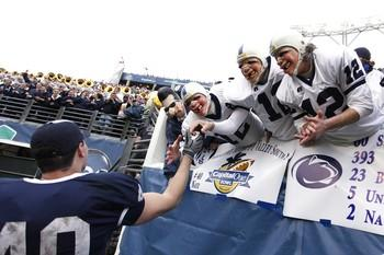 Penn State Football: Some Smart Snap Decisions