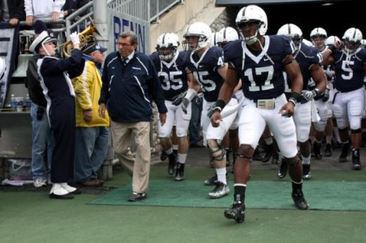 Penn State Football: Pro Day -- X Marked the Spot