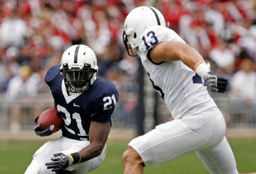 State College Pa Penn State Football Blue White