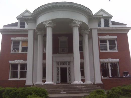 Demolition Scheduled For University Park Fraternity House