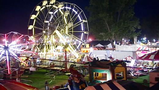 County's Agrarian Culture On Display As Grange Fair Opens