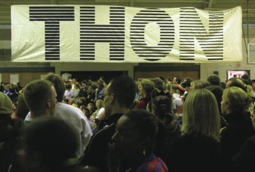 Penn State-Indiana Game to Help Support THON