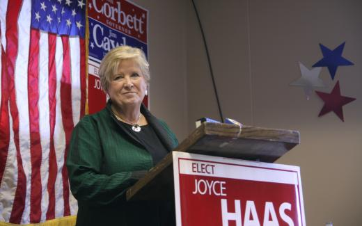Haas Takes Pro-Life Stance, Denies Earlier Reports