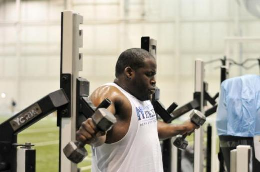The Secret to Great Penn State Athletes? The Need to Get Better