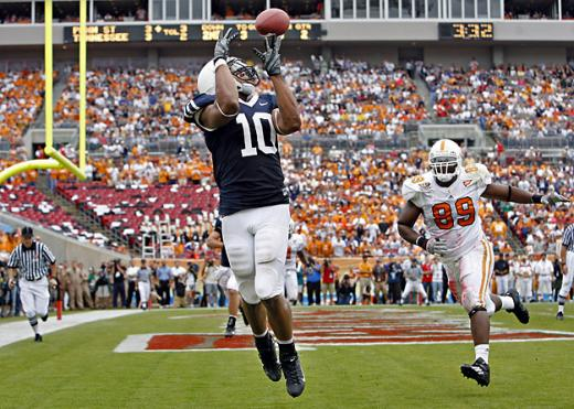 Penn State Football: Outback Bowl Has History as Lions Territory
