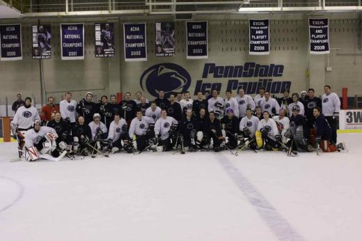 Penn State Ice Hockey: Honoring the Past, Anticipating the Future