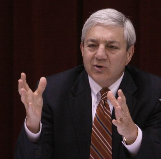 Spanier to Answer 'Proposed Catastrophic Cuts' in Penn State Funding