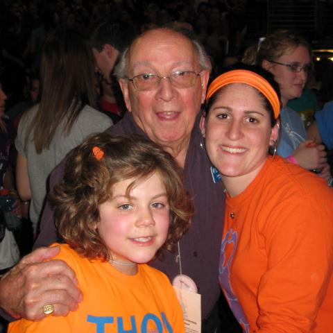 Two Weeks Post THON, Story Continues for Local Four Diamonds Family