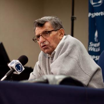 Penn State Football: QBs, O-Line and Injured Lions Give Paterno Pause