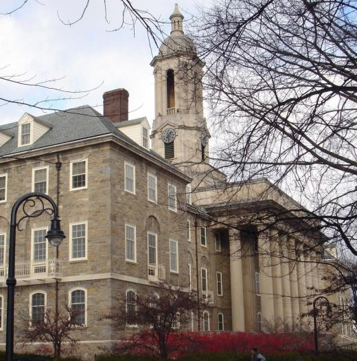 Rhetorical Choice Awaits Penn Staters at Walk Out Event