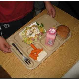 Feeding State College School Kids Takes a Balanced Meal—and a Balanced Budget