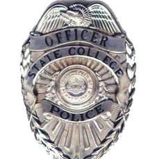 State College police badge