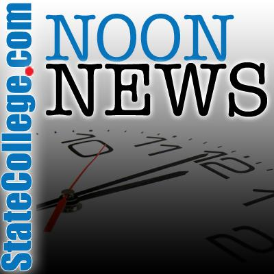 Penn State, State College Noon News & Features: Friday, May 13
