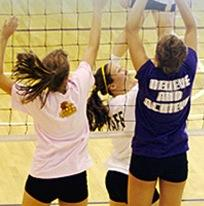 Penn State to Host Thousands for Happy Volley Championships