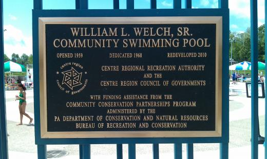 Welch Spirit of Community Reflected in New Pool