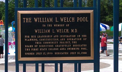State College Pa Welch Spirit Of Community Reflected In New Pool