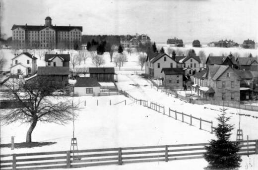 South Pugh Street, State College: The Early Years