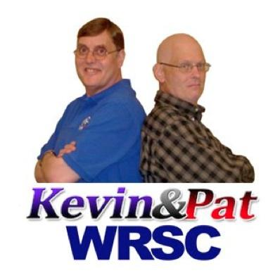 Kevin Nelson and Pat Boland