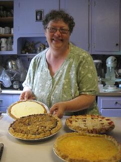 It's Time to Indulge Yourself with One of Clare Traynor's Fruit Pies