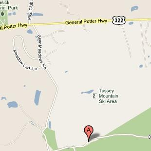 Burglary Reported at Tussey Mountain Lodge