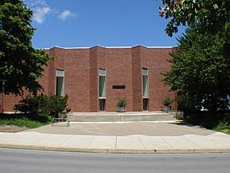 McCoy Natatorium