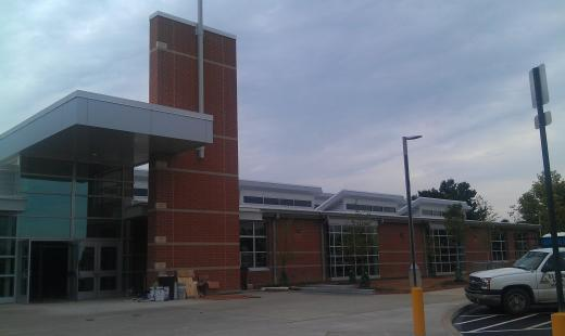PHOTO PREVIEW: Mount Nittany Elementary Nears Completion