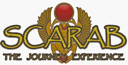 Image result for journey logo scarab pictures