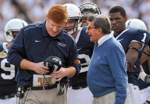 Penn State Football: Can Joe Paterno's Staff Provide Comfort?