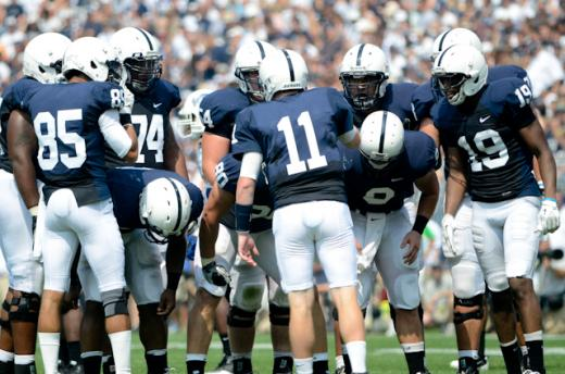 Penn State Football, Joe Paterno in the Box and Mike Poorman's 11 Extra Points