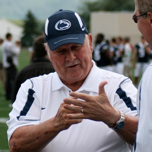 State College Pa Penn State Football The Galen Hall