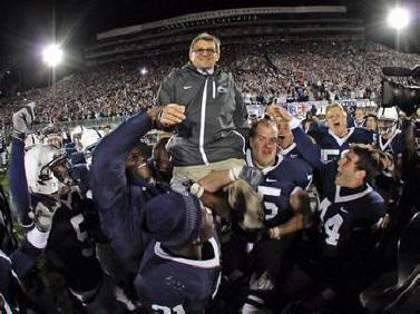 Penn State Football: Paterno's New Math – Nittany Lions Are 2-4 since No. 400