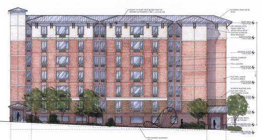 state college, pa - hfl apartment-building plan gains momentum