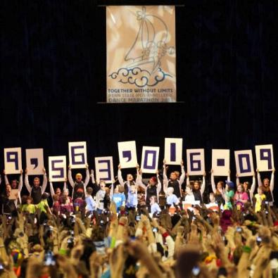 THON Improves Fundraising Efficiency, New Data Reveal