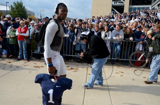Penn State Football: Bolden's Start vs. Purdue Reaches Historic Proportions