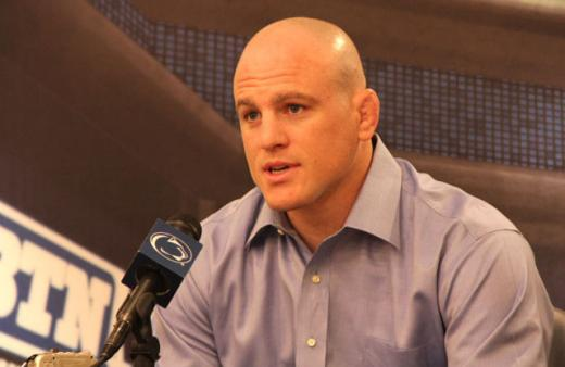 Penn State Wrestling: Young Team Includes 'Great Leaders,' Sanderson Says