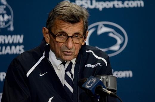 Penn State Football: Joe Paterno Fired; Bradley to be Interim Head Coach