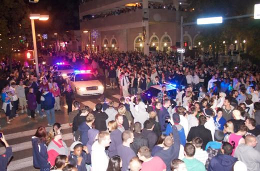 Police: State College Patrols to Increase Thursday; Riotous Actions Not Tolerated
