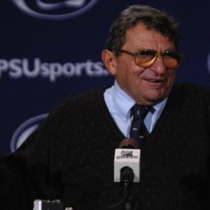 A 'Distraught' Joe Paterno Issues Statement, Hires Criminal Defense Attorney