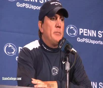VIDEO: Penn Staters Showed Class and Dignity, Bradley Says
