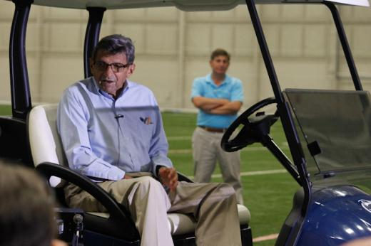 Joe Paterno Beset By Several Health Issues Since 2006