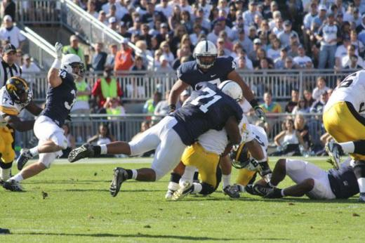 Penn State Football: Devon Still Named Big Ten Defensive Player of the Year