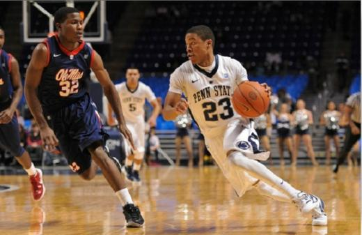 Penn State Basketball: Nittany Lions Fall to Lafayette, 61-57