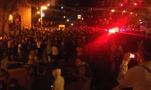 State College riot