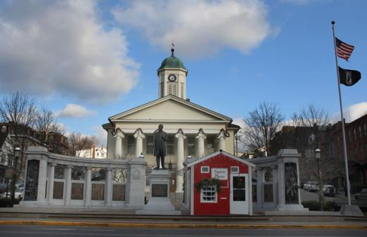 Bellefonte Plans for Street Closures during Sandusky Hearing